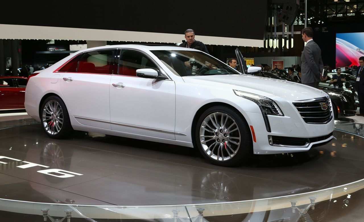 78 Gallery of New Ct6 Cadillac 2019 Price Review And Specs New Concept by New Ct6 Cadillac 2019 Price Review And Specs