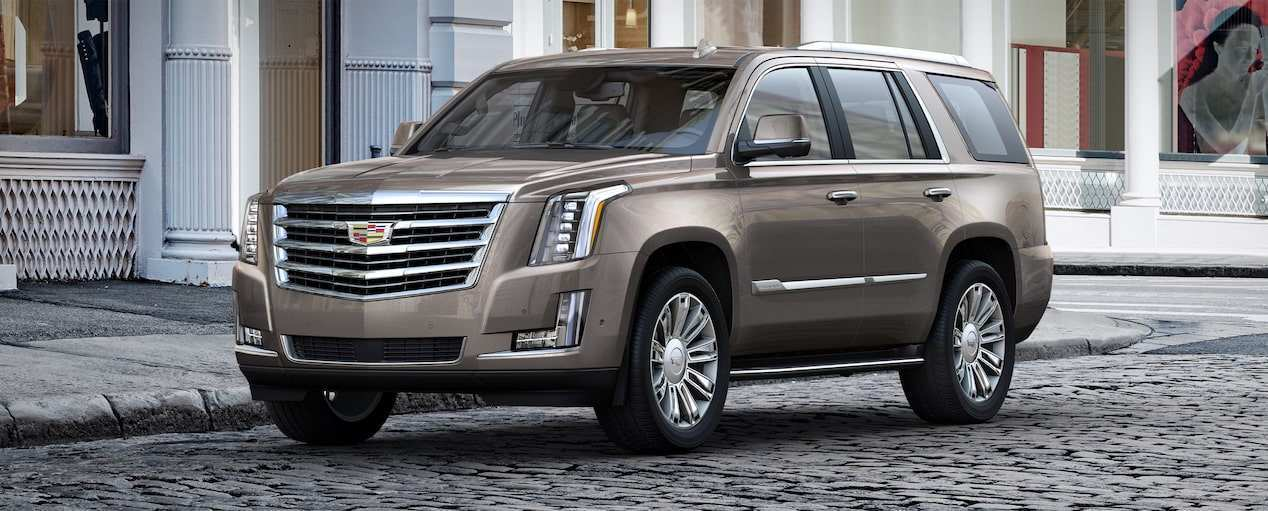 78 Great The Cadillac Escalade 2019 Platinum Exterior Ratings with The Cadillac Escalade 2019 Platinum Exterior