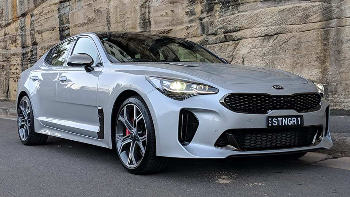 78 New 2019 Kia Stinger Gt Specs Review by 2019 Kia Stinger Gt Specs