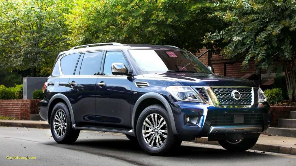 78 New Best Nissan 2019 Armada Picture Release Date And Review Performance and New Engine for Best Nissan 2019 Armada Picture Release Date And Review