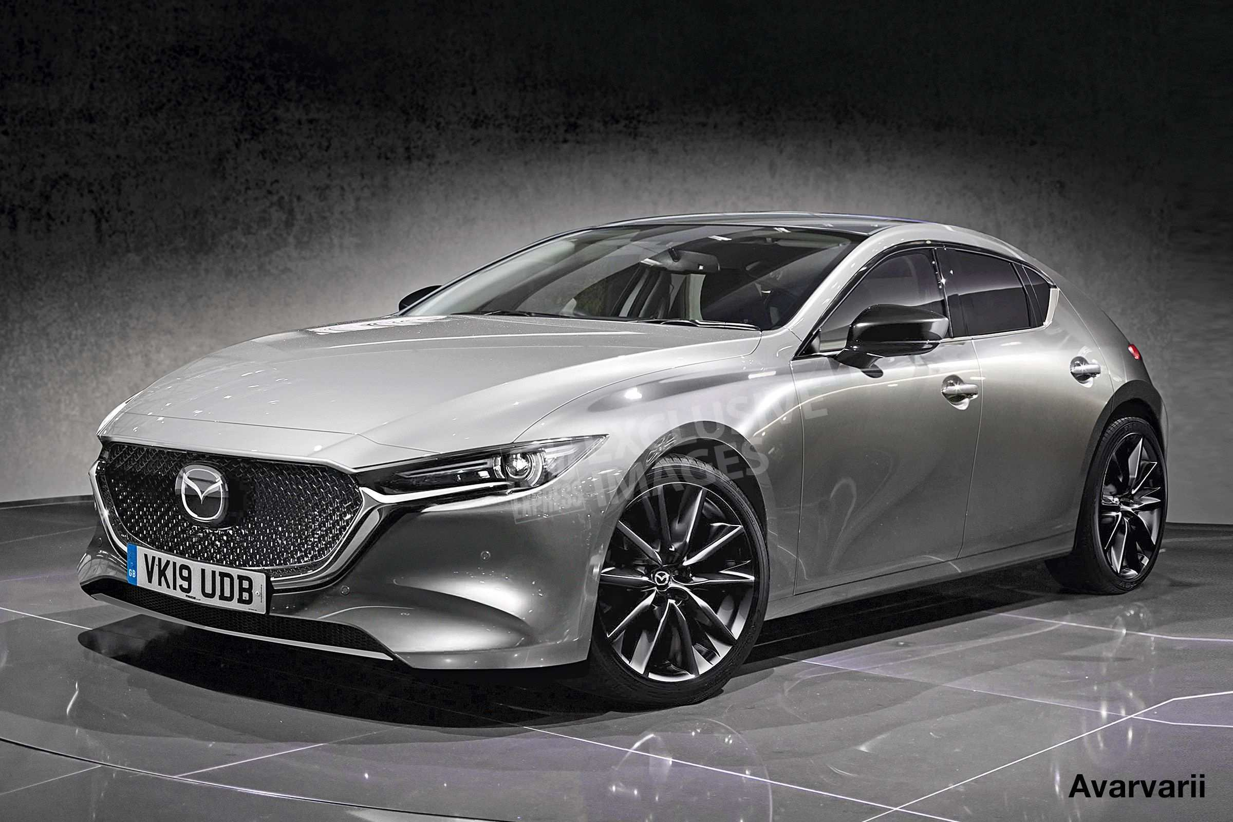 78 New Mazda 6 2019 Europe Concept Redesign And Review Exterior by Mazda 6 2019 Europe Concept Redesign And Review