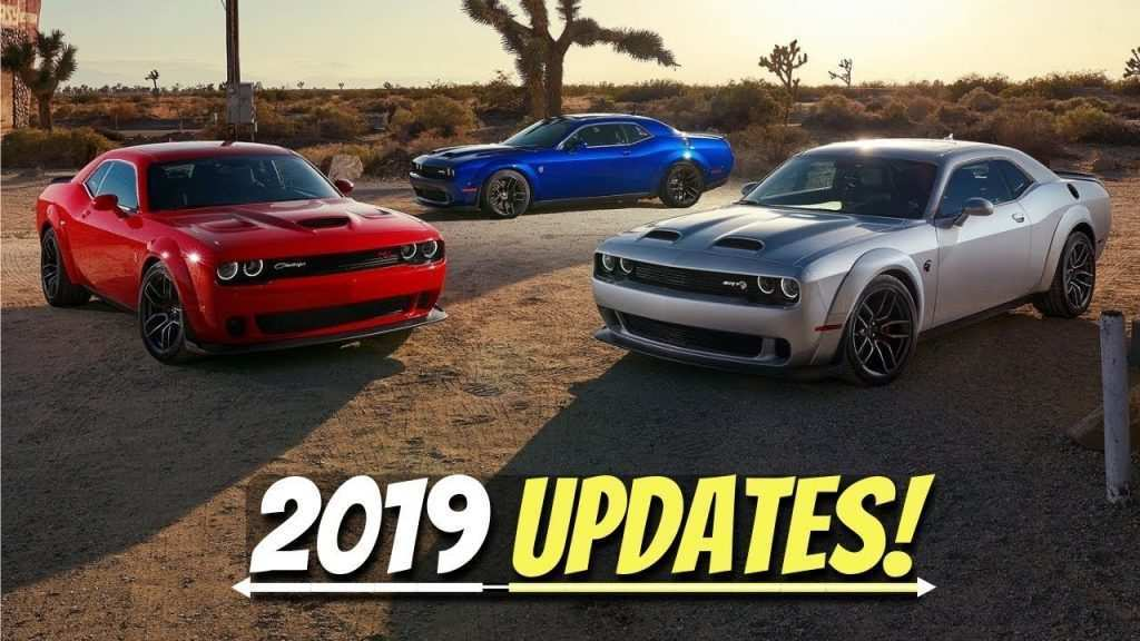 78 New New Dodge 2019 Challenger Colors Spy Shoot Prices by New Dodge 2019 Challenger Colors Spy Shoot