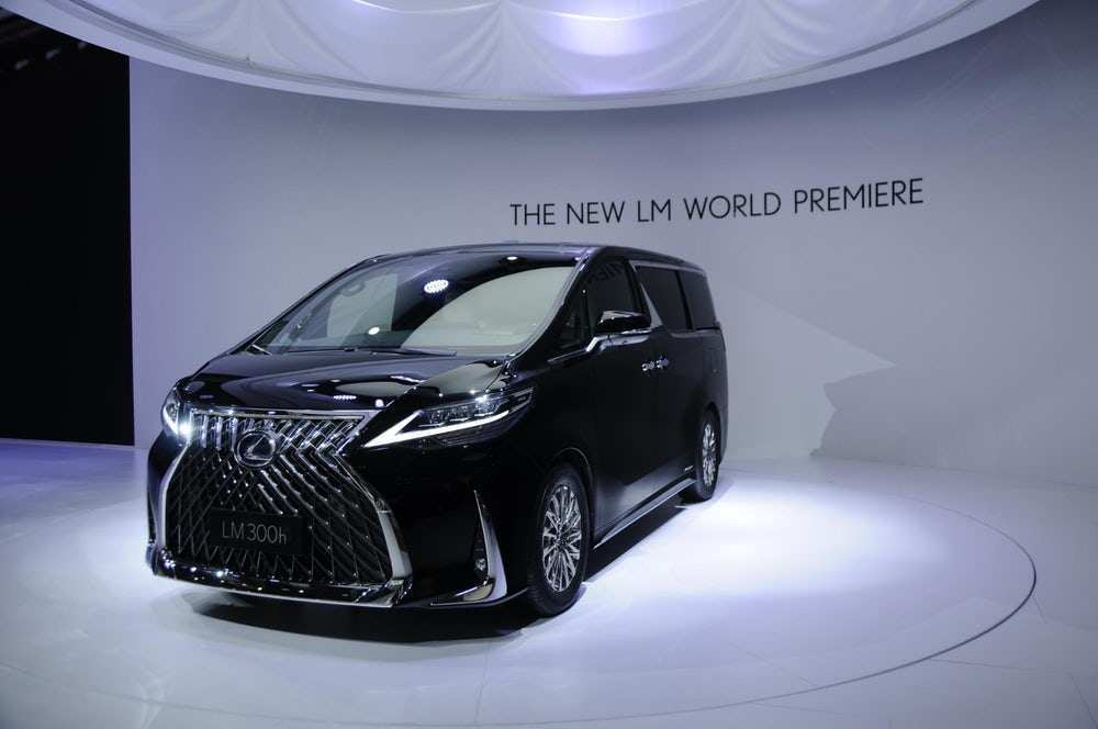 78 New The 2019 Lexus Minivan New Review Photos for The 2019 Lexus Minivan New Review