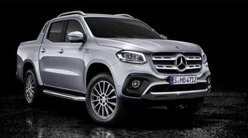 78 The 2019 Mercedes X Class Specs with 2019 Mercedes X Class