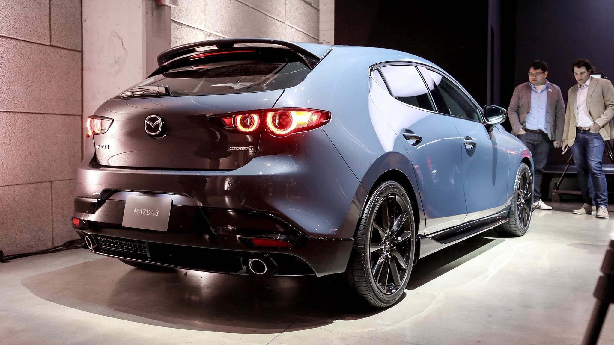 78 The Best Mazda 2019 Hatch Specs Release Date by Best Mazda 2019 Hatch Specs