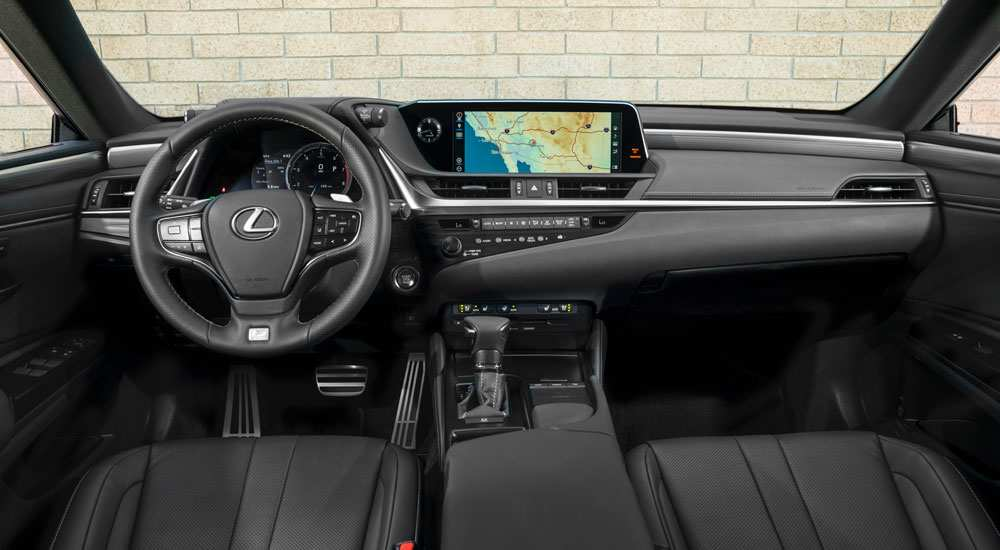 78 The New 2019 Lexus Plug In Hybrid Redesign Exterior and Interior for New 2019 Lexus Plug In Hybrid Redesign
