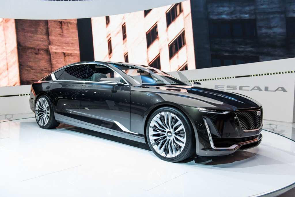 78 The New Cadillac For 2019 New Concept Model with New Cadillac For 2019 New Concept