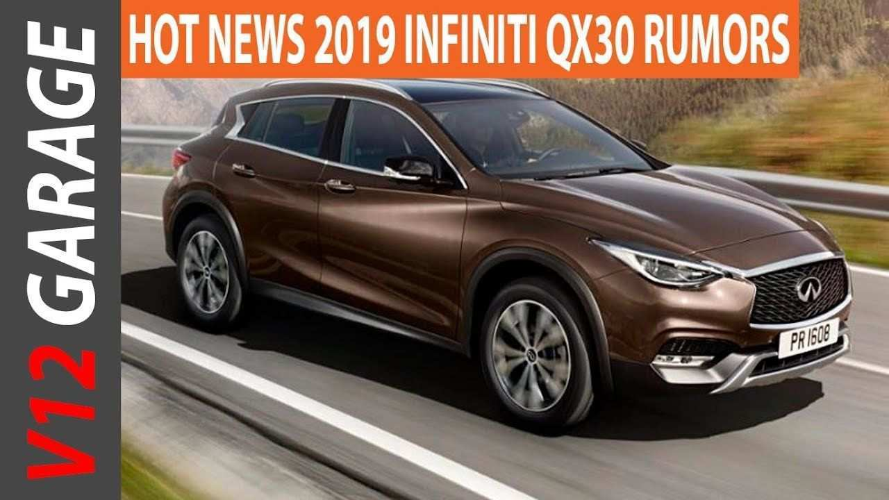 78 The New Infiniti 2019 Qx30 Review Specs And Release Date Review by New Infiniti 2019 Qx30 Review Specs And Release Date