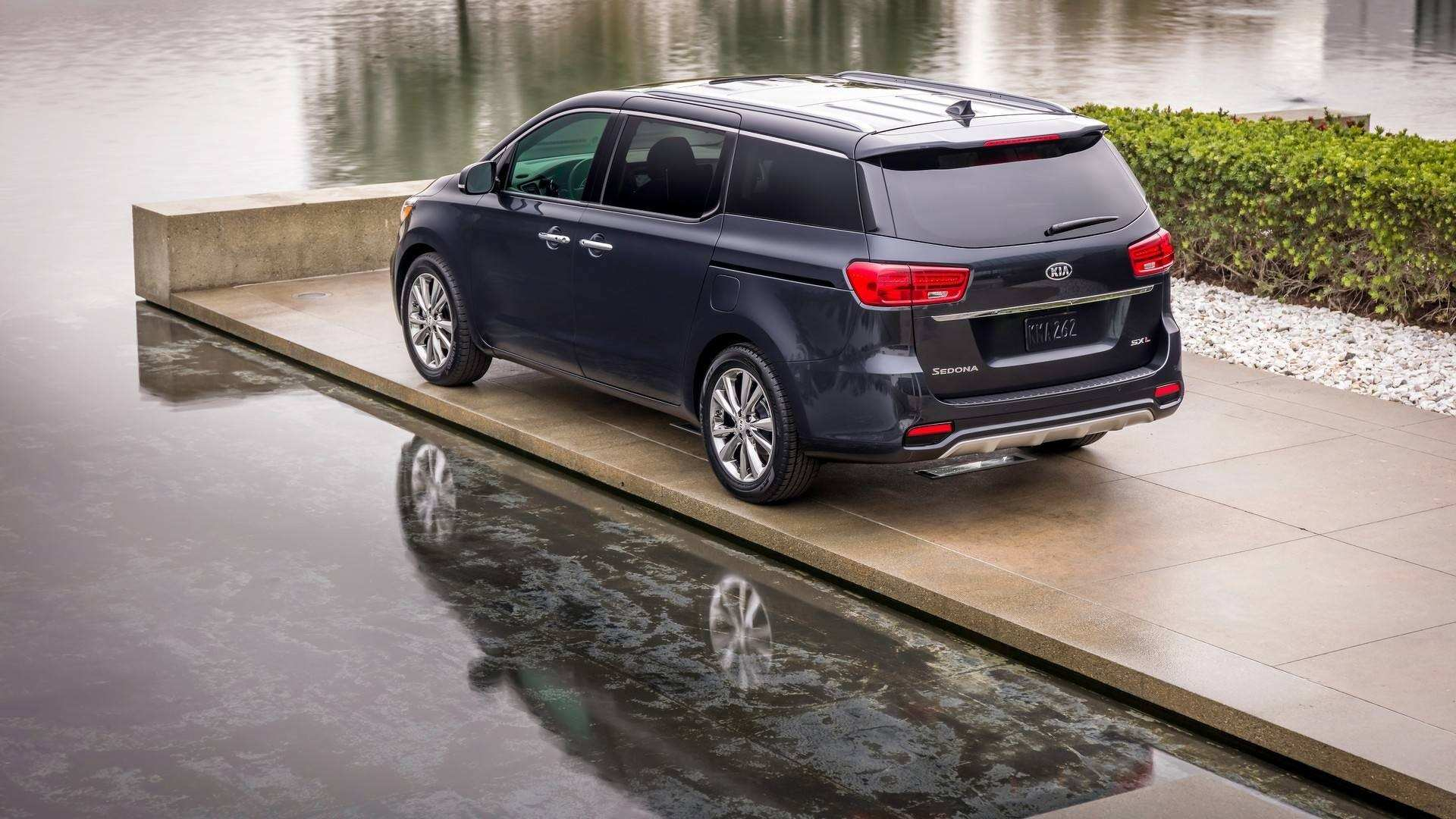 78 The New Minivan Kia 2019 Concept New Concept by New Minivan Kia 2019 Concept