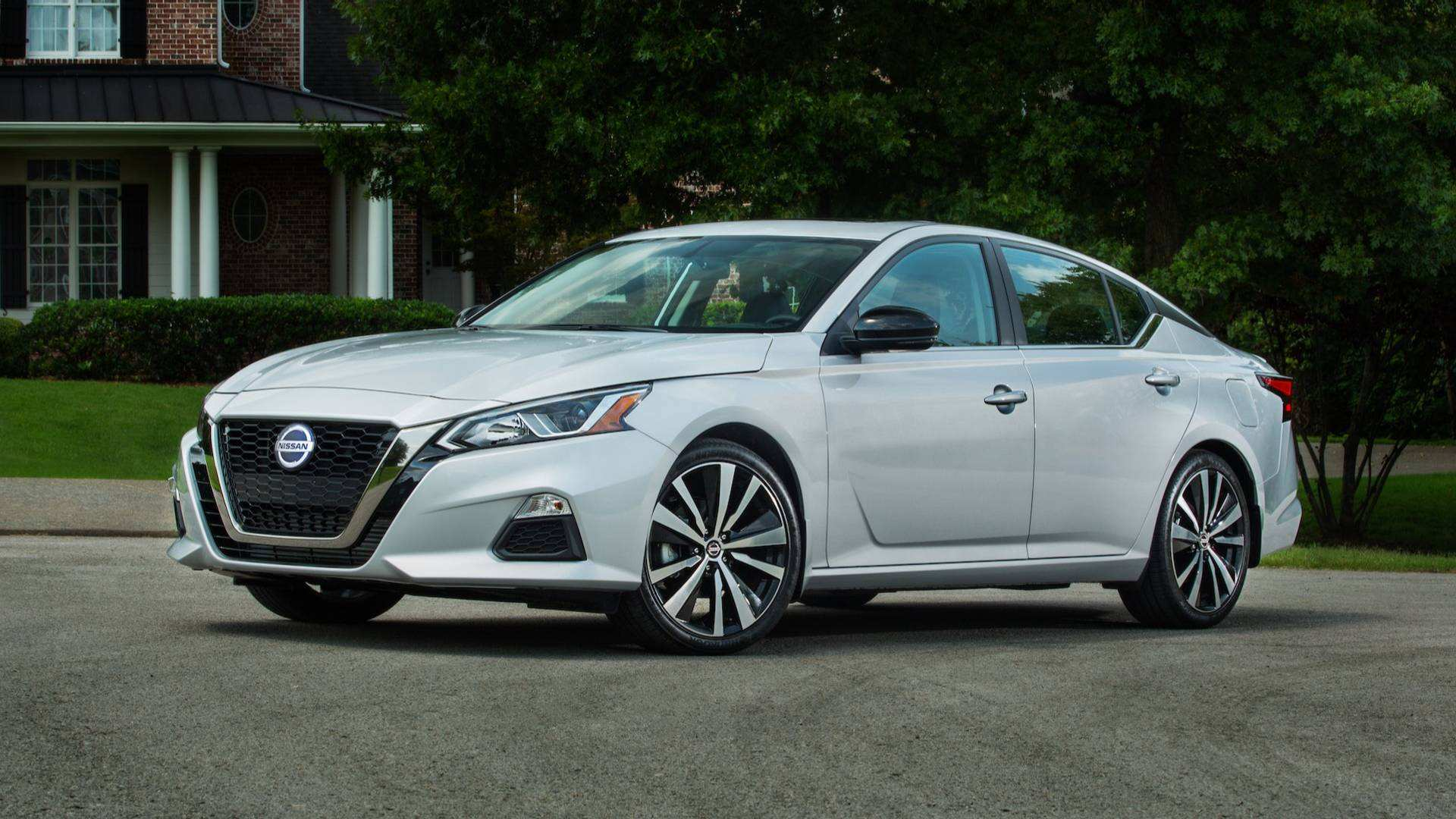 78 The The 2019 Nissan Altima Horsepower First Drive Images by The 2019 Nissan Altima Horsepower First Drive
