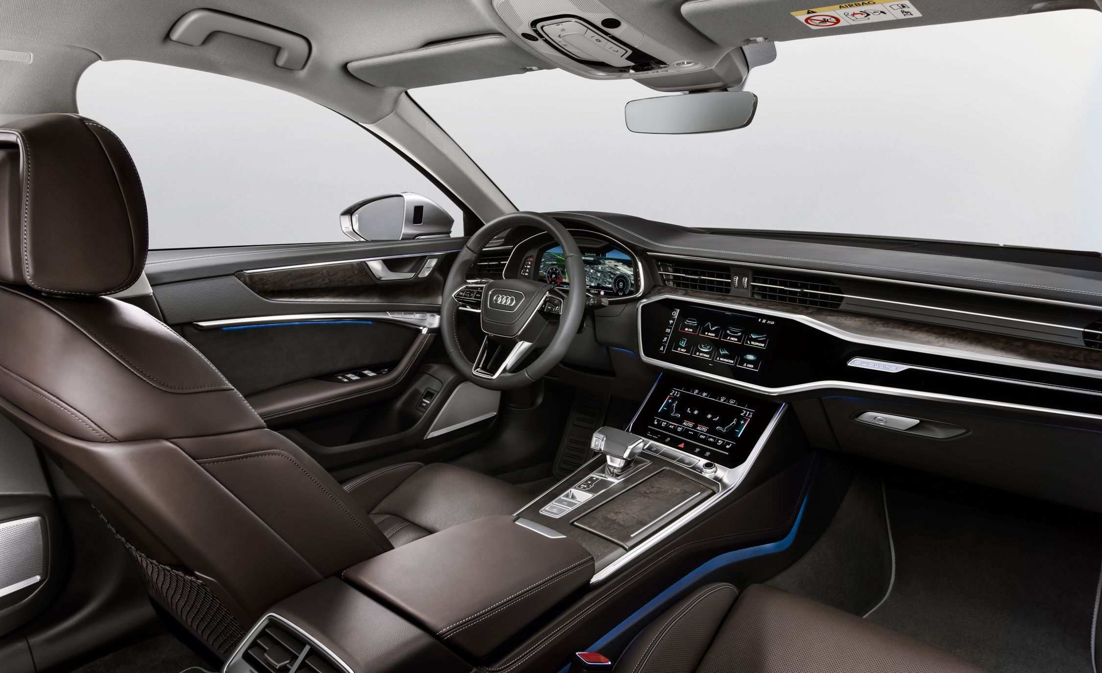79 All New New Audi A6 2019 Interior Spy Shoot Performance and New Engine for New Audi A6 2019 Interior Spy Shoot