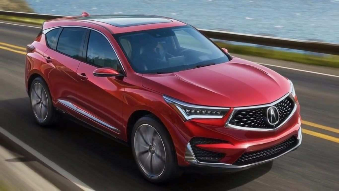 79 Best Review Acura 2019 Crossover First Drive Picture for Acura 2019 Crossover First Drive