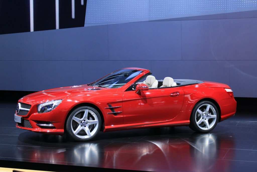 79 Best Review Best Sl550 Mercedes 2019 Redesign Style for Best Sl550 Mercedes 2019 Redesign