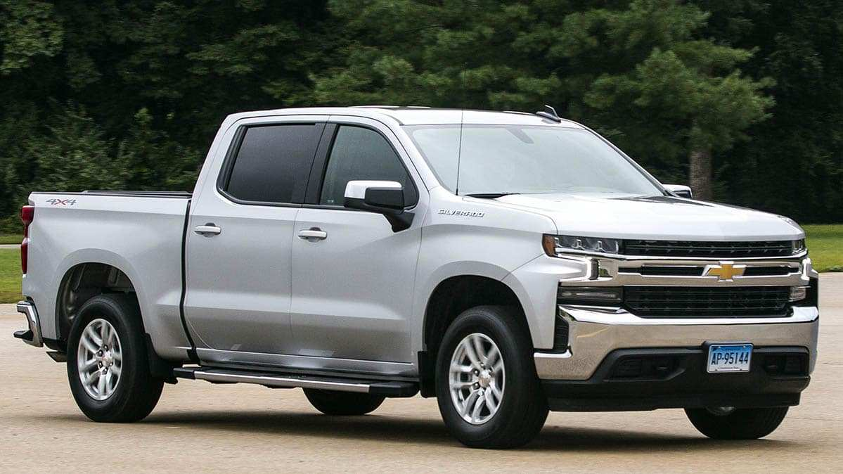 79 Best Review New 2019 Chevrolet Silverado Interior Specs And Review Model by New 2019 Chevrolet Silverado Interior Specs And Review