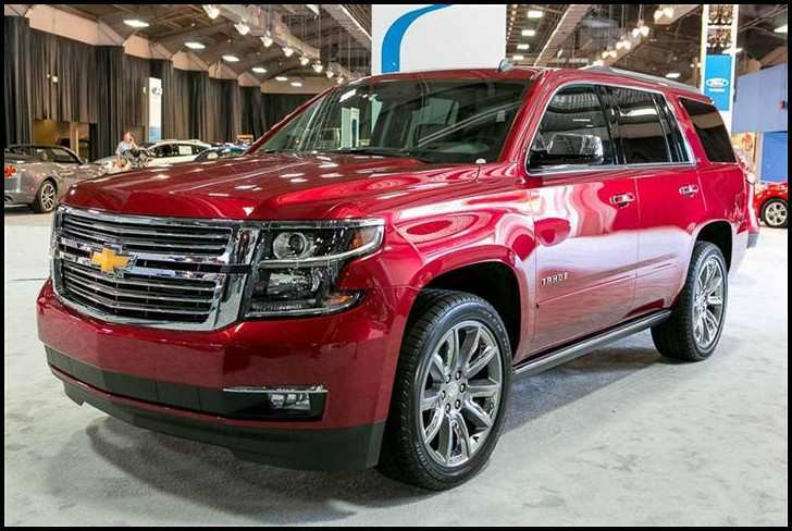 79 Best Review New Chevrolet 2019 Tahoe Concept Wallpaper with New Chevrolet 2019 Tahoe Concept