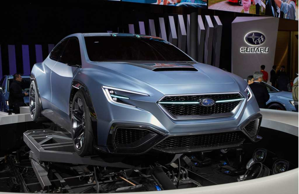 79 Best Review Subaru Wrx 2019 Concept Redesign by Subaru Wrx 2019 Concept