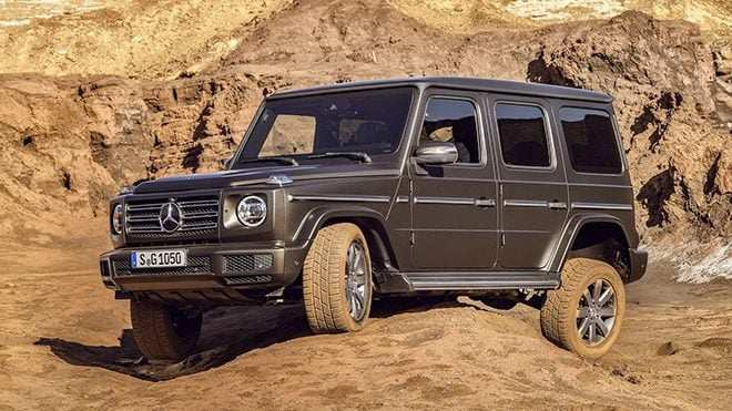 79 Best Review The Mercedes G 2019 Price Redesign and Concept for The Mercedes G 2019 Price