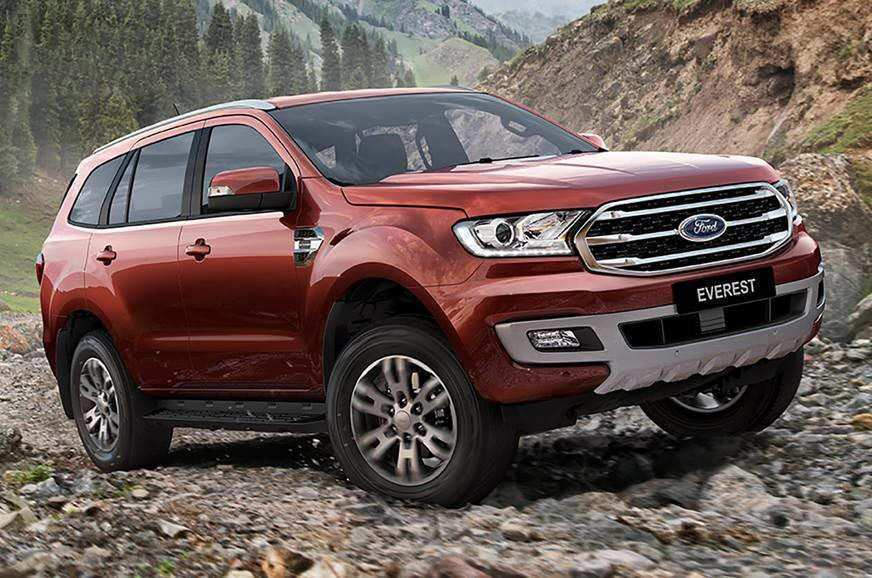 79 Concept of Best Ford Endeavour 2019 Performance And New Engine Model for Best Ford Endeavour 2019 Performance And New Engine