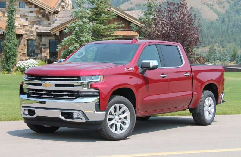 79 Concept of New 2019 Chevrolet Silverado Aluminum First Drive Rumors for New 2019 Chevrolet Silverado Aluminum First Drive