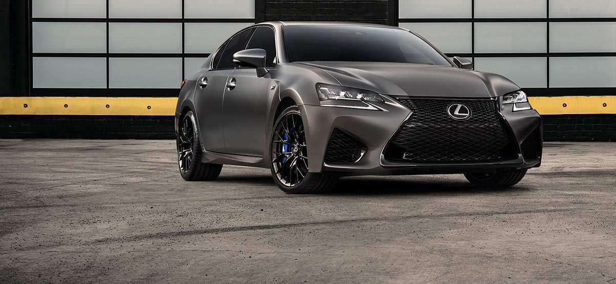 79 Gallery of Lexus Gs 2019 New Concept by Lexus Gs 2019