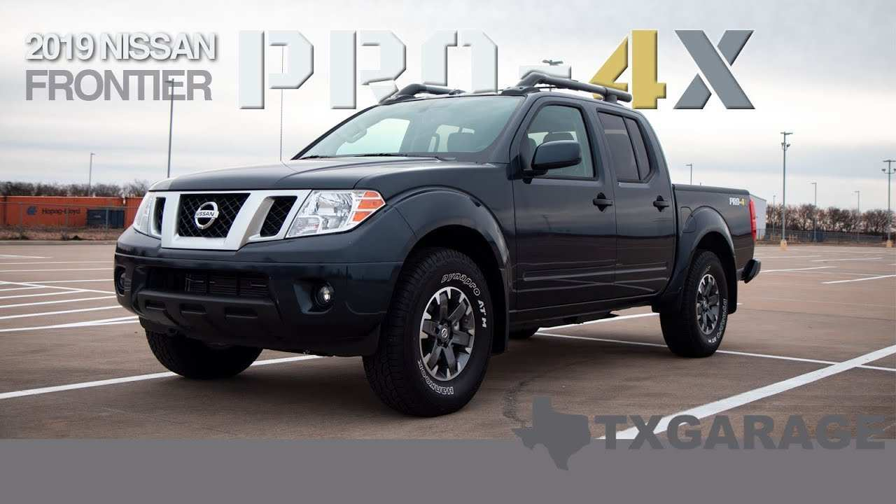79 Gallery of New 2019 Nissan Frontier Pro 4X Release Date Price And Review Interior by New 2019 Nissan Frontier Pro 4X Release Date Price And Review