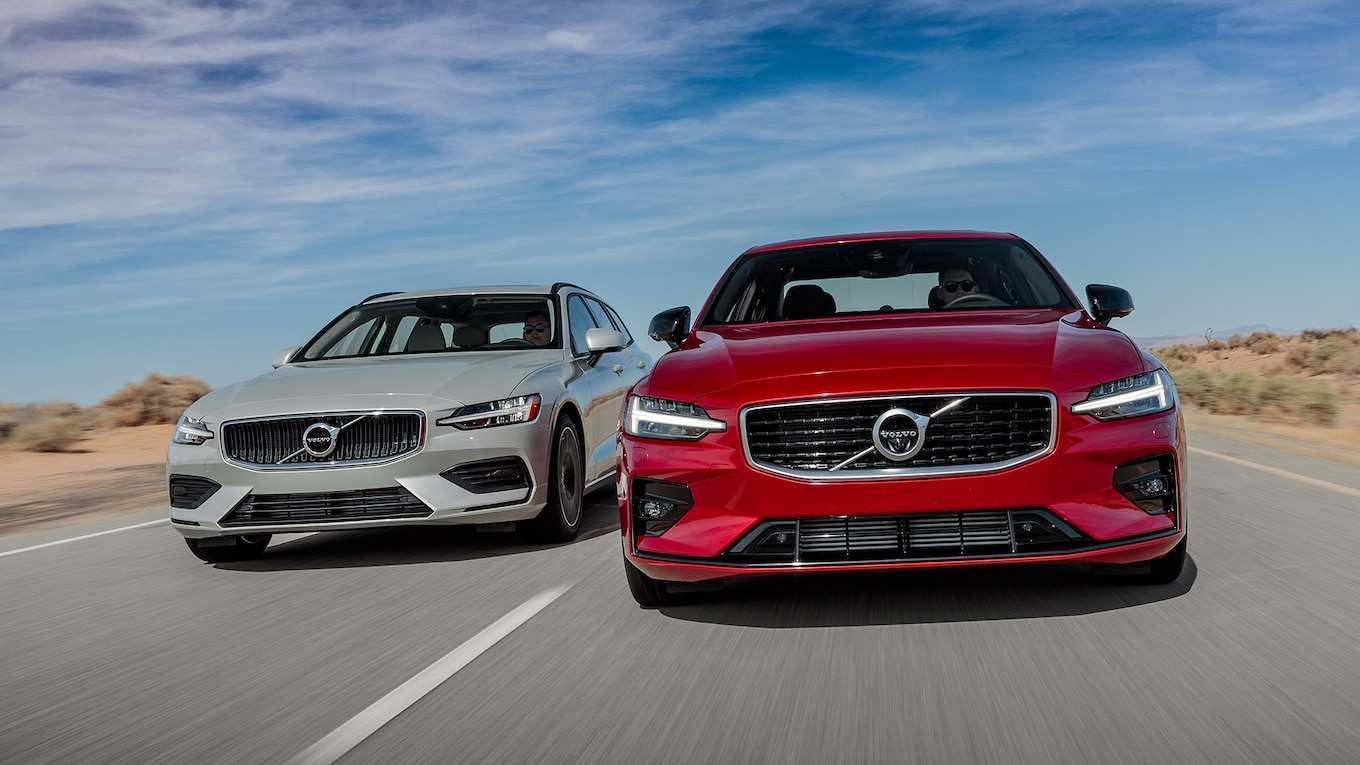 79 Gallery of New Volvo V60 2019 Lease First Drive Pricing by New Volvo V60 2019 Lease First Drive
