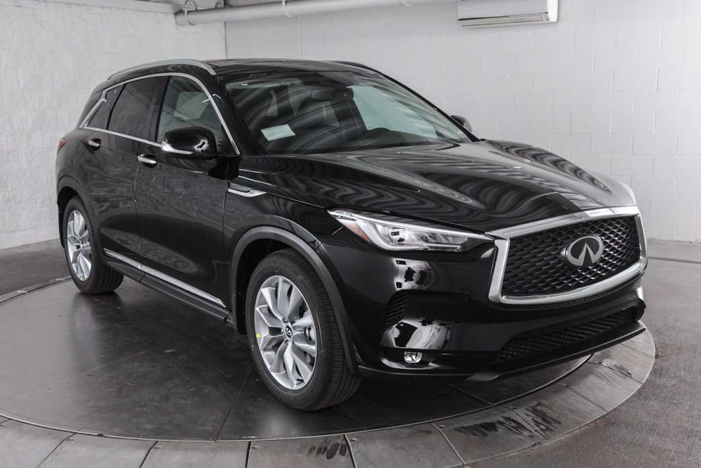 79 Great 2019 Infiniti Qx50 Black Rumors by 2019 Infiniti Qx50 Black