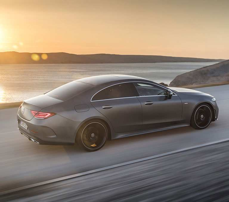 79 Great Mercedes 2019 Cls Exterior with Mercedes 2019 Cls