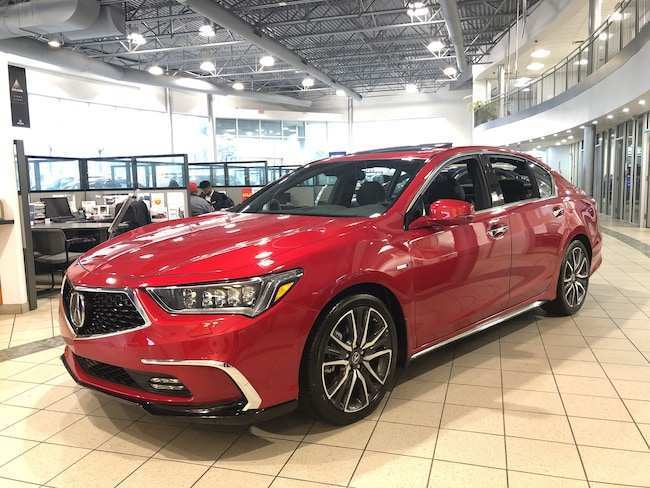 79 Great New 2019 Acura Rlx Sport Hybrid Redesign Price And Review Model by New 2019 Acura Rlx Sport Hybrid Redesign Price And Review