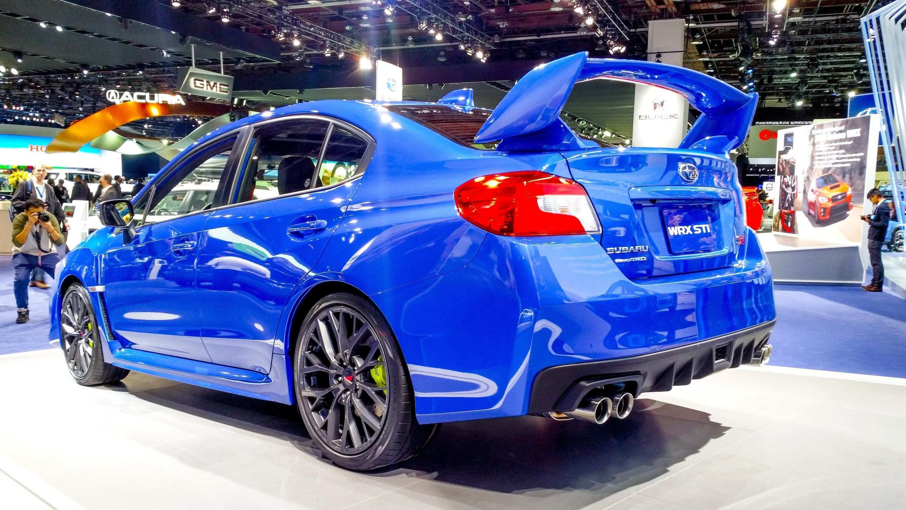 79 Great New 2019 Subaru Wrx Sti 0 60 Performance And New Engine Performance and New Engine by New 2019 Subaru Wrx Sti 0 60 Performance And New Engine