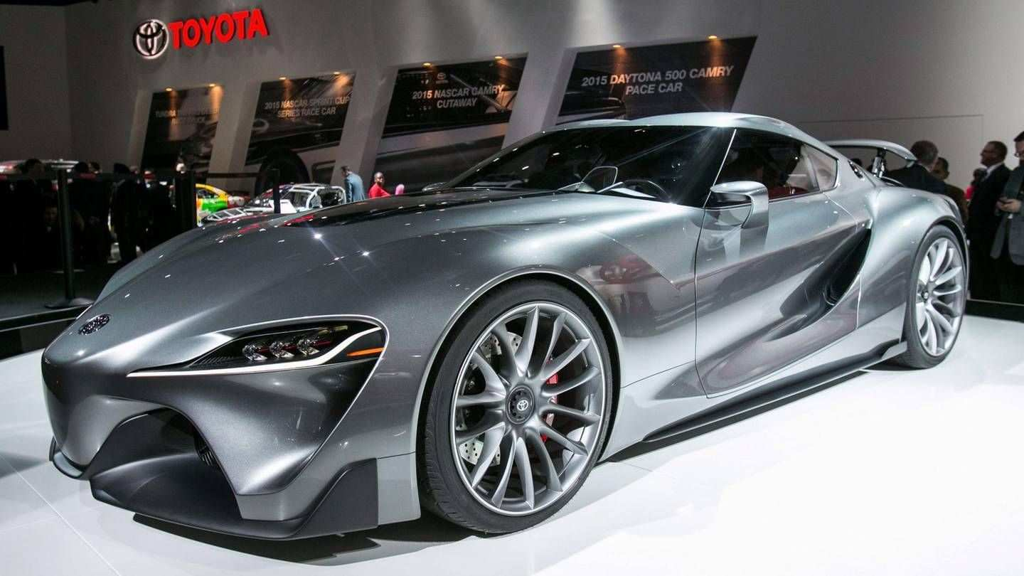 79 Great New Supra Toyota 2019 Redesign And Price Exterior for New Supra Toyota 2019 Redesign And Price