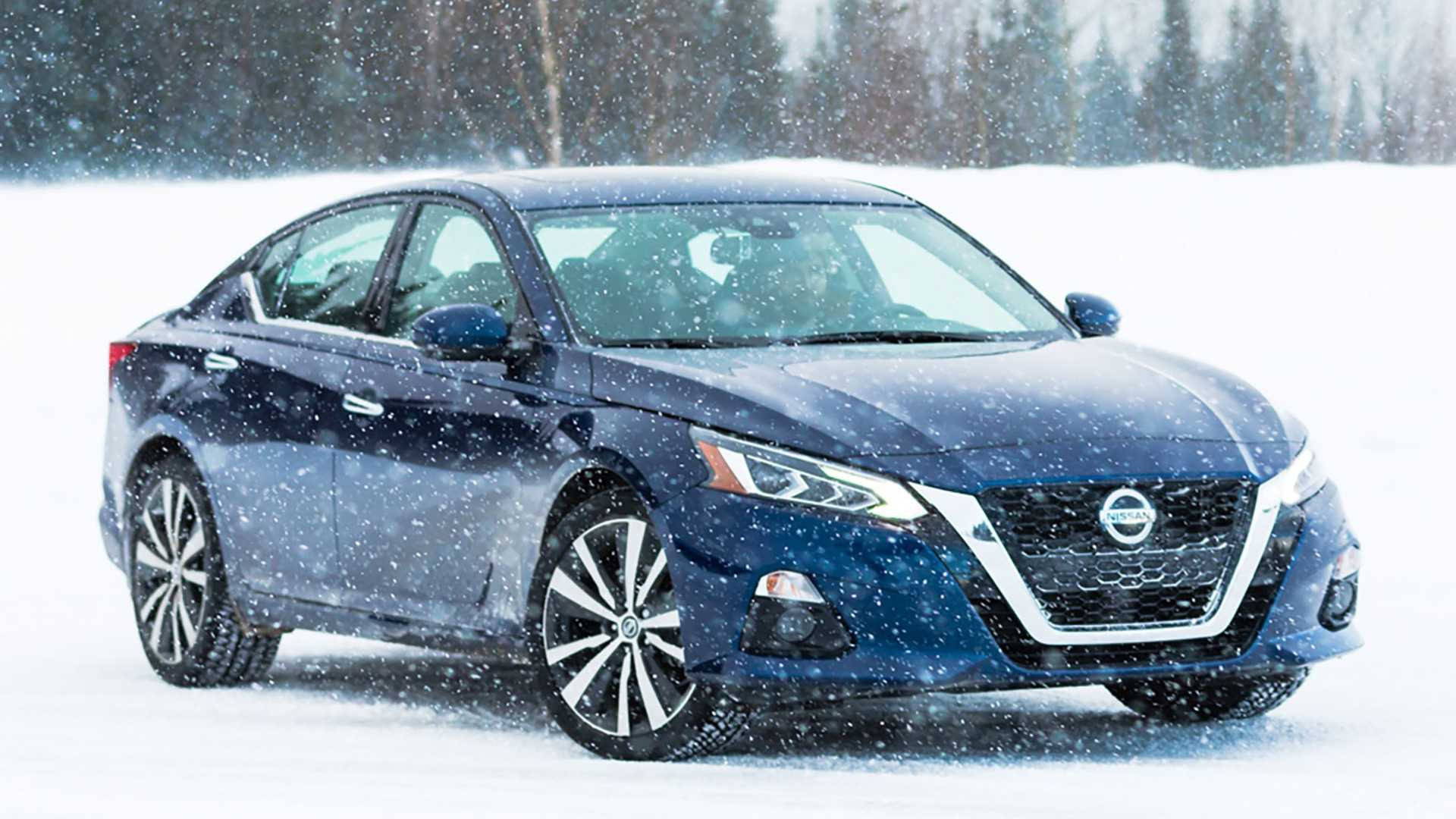 79 Great The 2019 Nissan Altima Horsepower First Drive Rumors by The 2019 Nissan Altima Horsepower First Drive