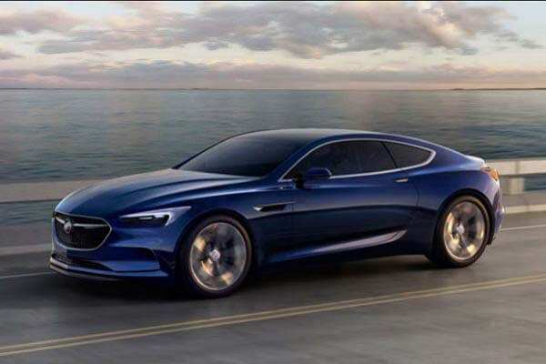 79 New New 2019 Buick Sports Car Redesign New Concept by New 2019 Buick Sports Car Redesign
