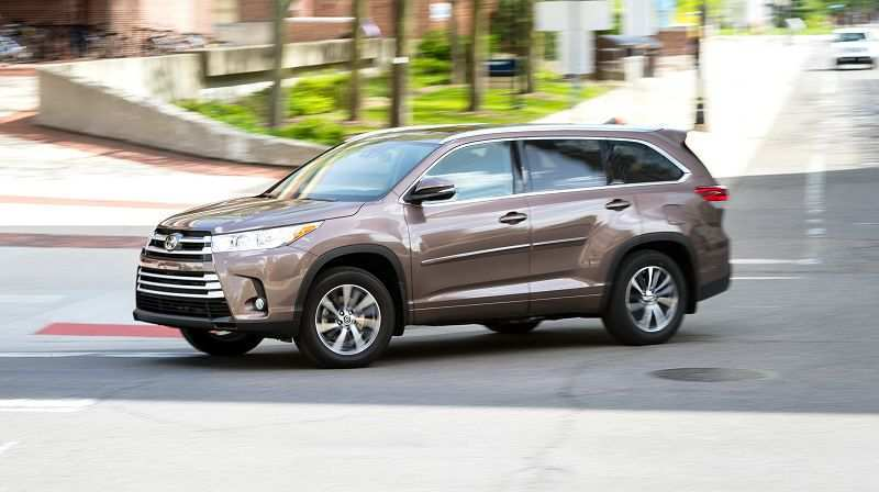 79 New Toyota 2019 Highlander Colors Overview Release Date with Toyota 2019 Highlander Colors Overview