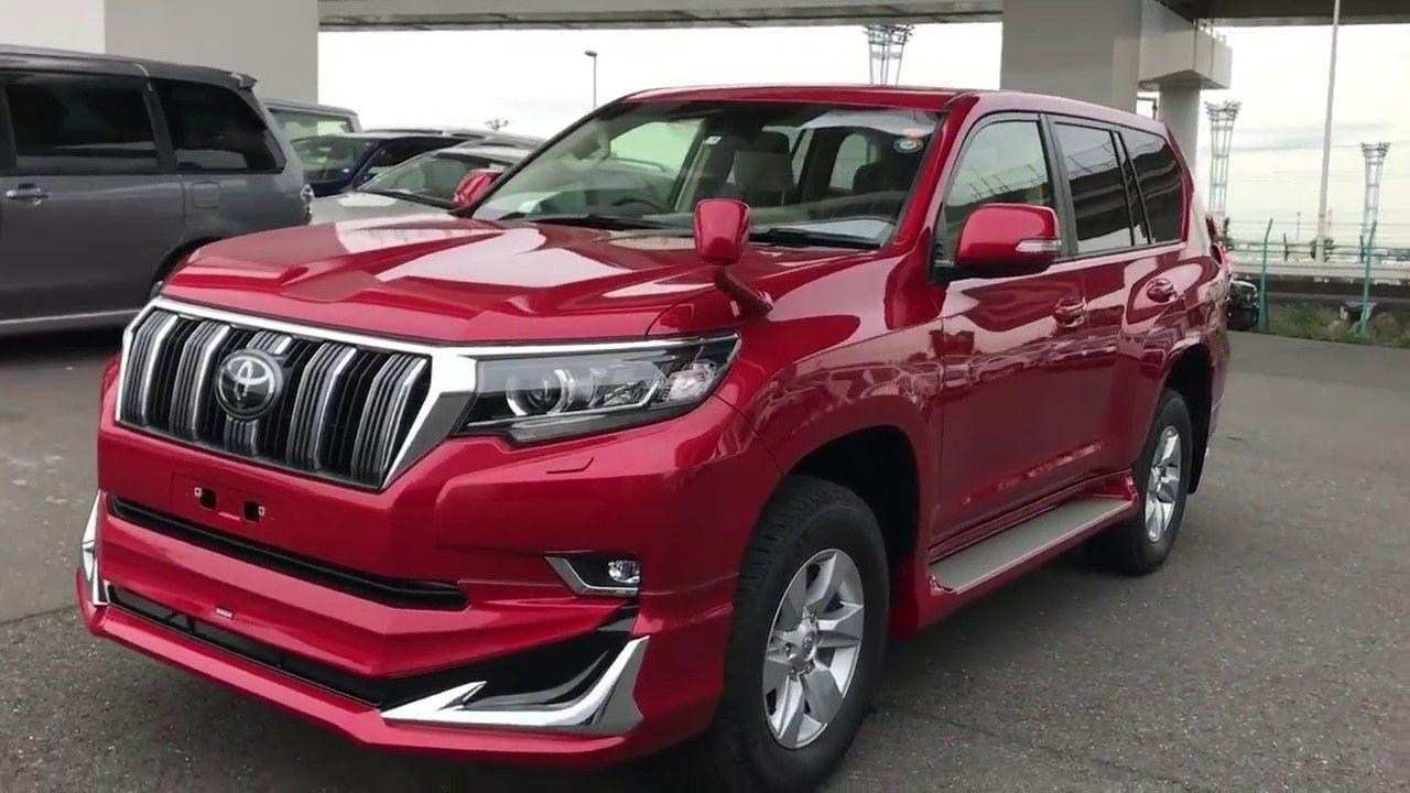 79 New Toyota Prado 2019 Model by Toyota Prado 2019