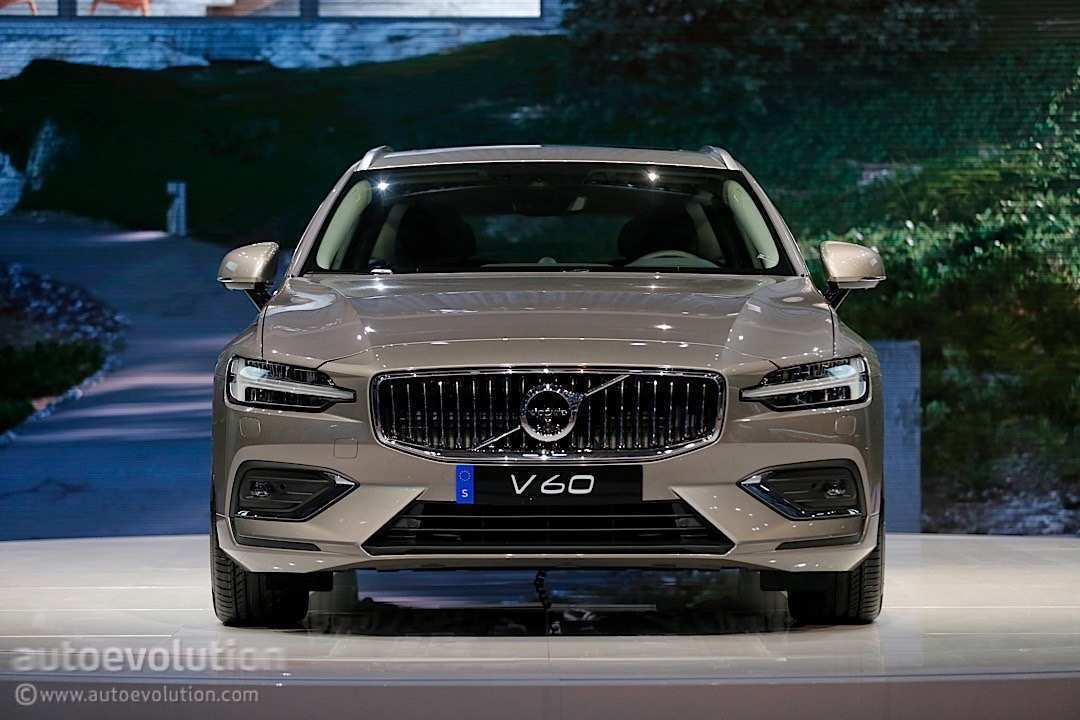 79 New Volvo V60 2019 Configurations for Volvo V60 2019