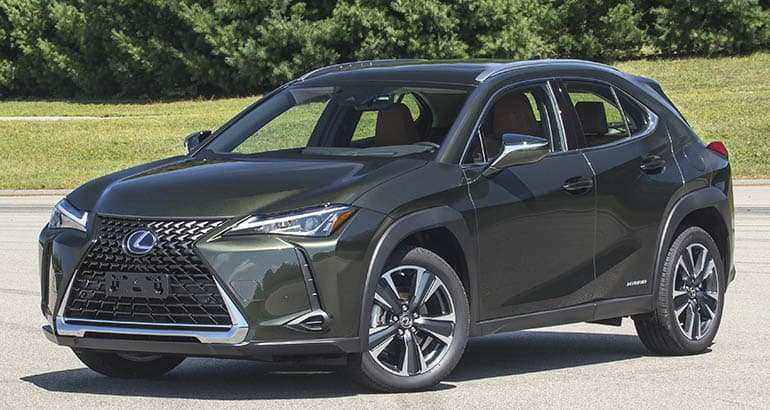 79 The 2019 Lexus Ux Hybrid New Concept for 2019 Lexus Ux Hybrid