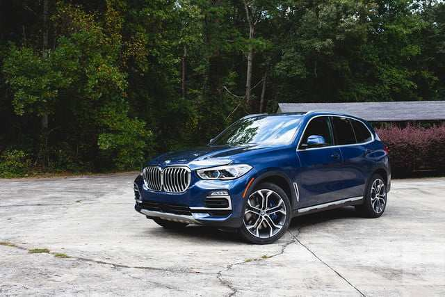 79 The Review Of 2019 Bmw X5 Performance Interior with Review Of 2019 Bmw X5 Performance
