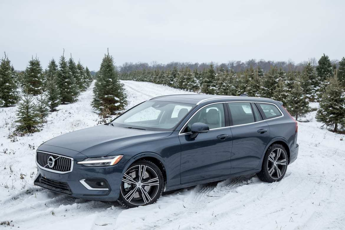 79 The Volvo Wagon V60 2019 Price And Release Date Price with Volvo Wagon V60 2019 Price And Release Date