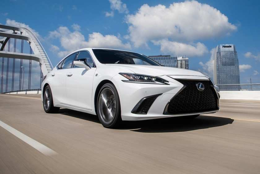 79 The When Lexus 2019 Come Out Model by When Lexus 2019 Come Out