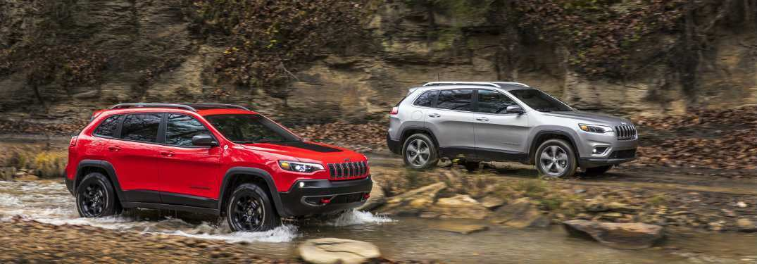 80 All New Difference Between 2018 And 2019 Jeep Cherokee Release Date Overview with Difference Between 2018 And 2019 Jeep Cherokee Release Date