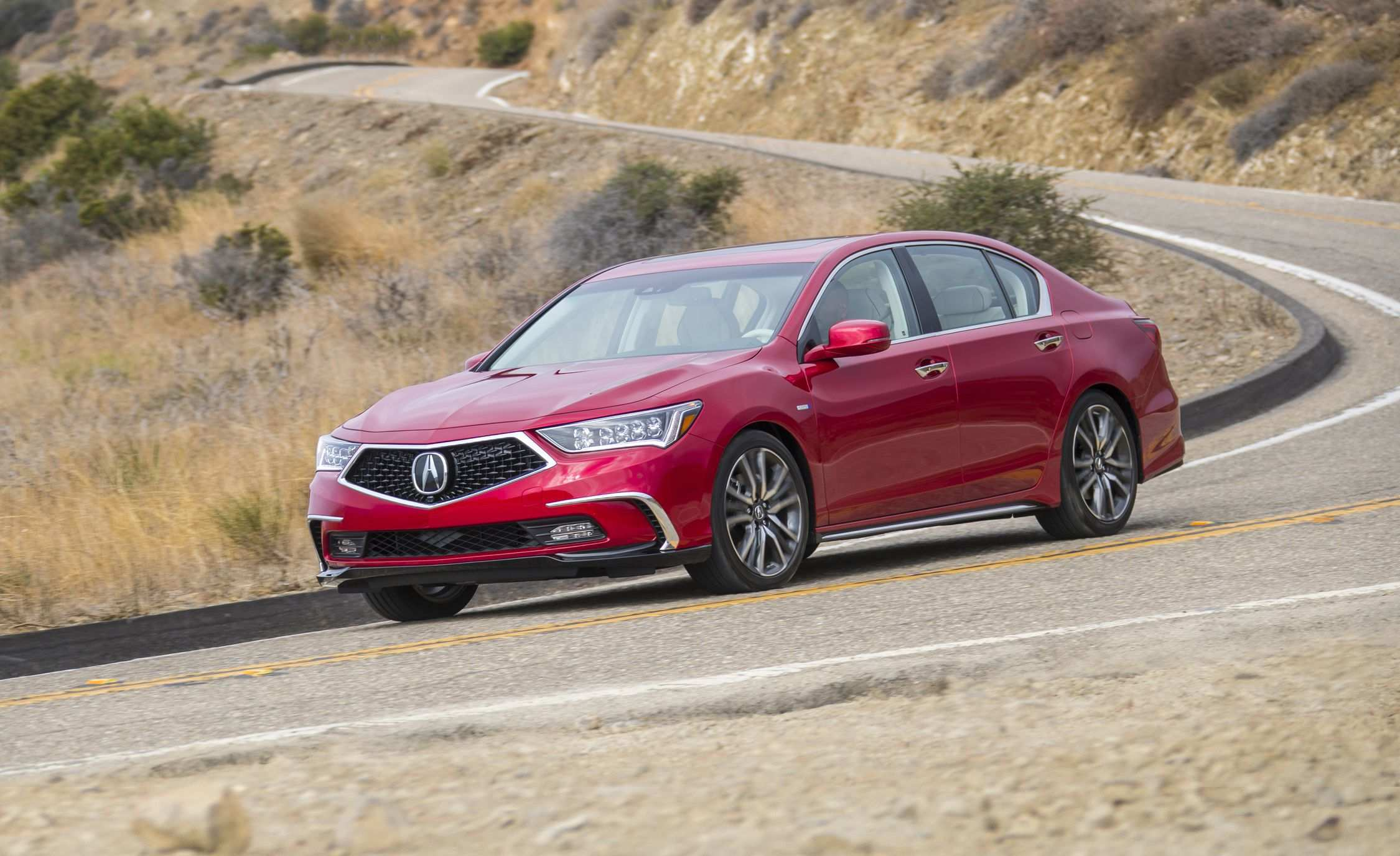 80 All New New 2019 Acura Rlx Sport Hybrid Redesign Price And Review Configurations with New 2019 Acura Rlx Sport Hybrid Redesign Price And Review