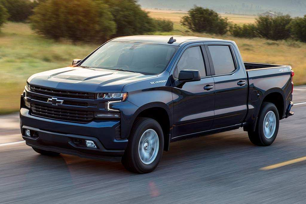 80 All New New 2019 Chevrolet Silverado Aluminum First Drive Research New by New 2019 Chevrolet Silverado Aluminum First Drive
