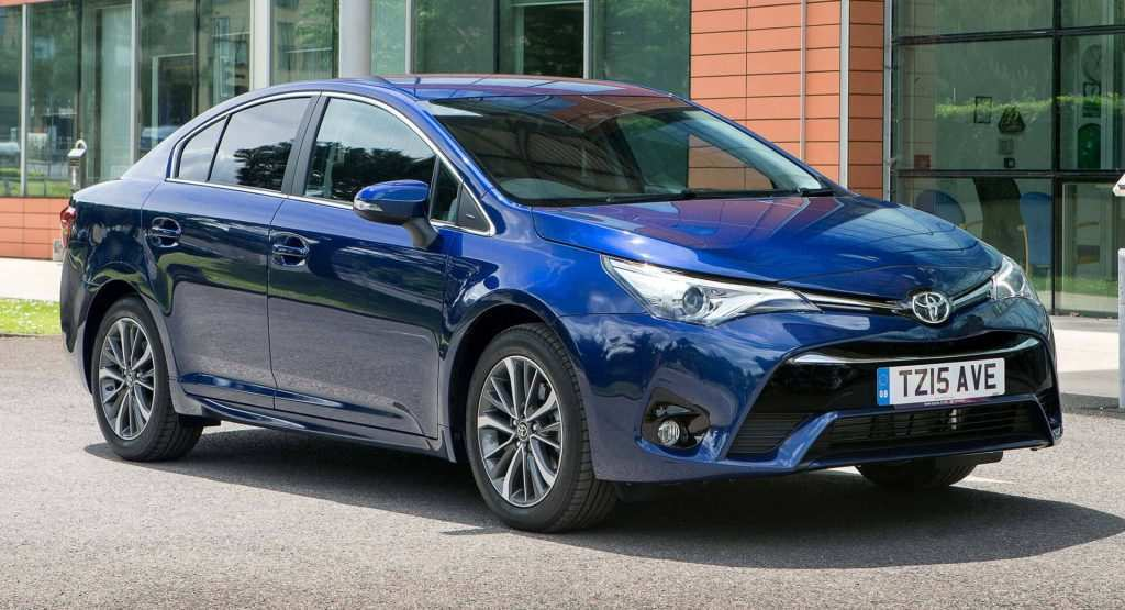 80 All New New Sedan Toyota 2019 Overview And Price Speed Test for New Sedan Toyota 2019 Overview And Price