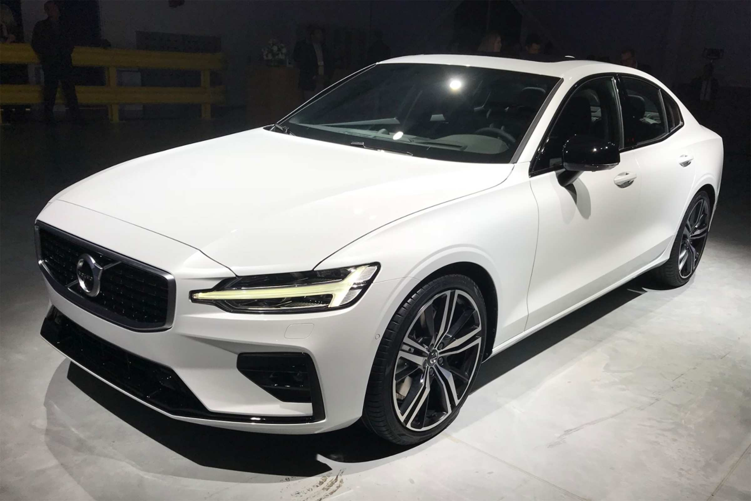 80 All New New Volvo New S60 2019 Release Date And Specs New Concept for New Volvo New S60 2019 Release Date And Specs