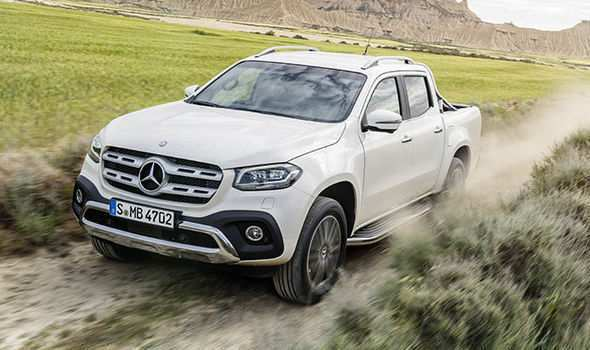 80 Best Review 2019 Mercedes X Class Pickup Truck Release Date Review with 2019 Mercedes X Class Pickup Truck Release Date