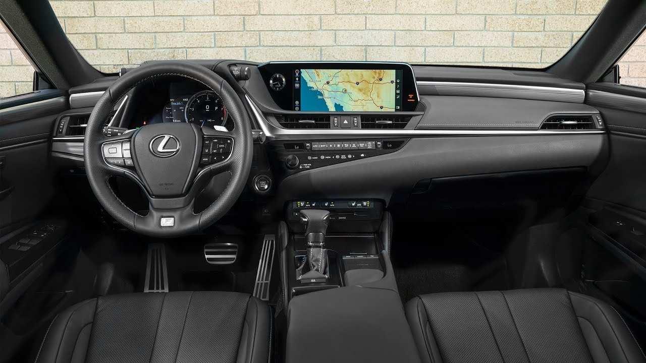 80 Best Review New Lexus Es 2019 Wheelbase Interior Research New with New Lexus Es 2019 Wheelbase Interior