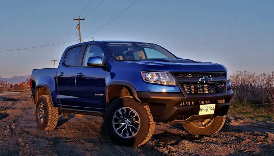 80 Concept of 2019 Chevrolet Colorado Update Price And Review Interior for 2019 Chevrolet Colorado Update Price And Review