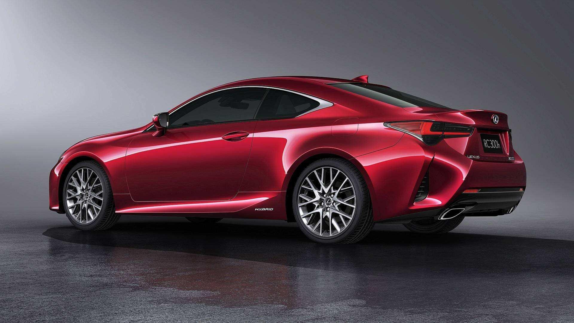 80 Concept of Lexus 2019 Rc Specs with Lexus 2019 Rc