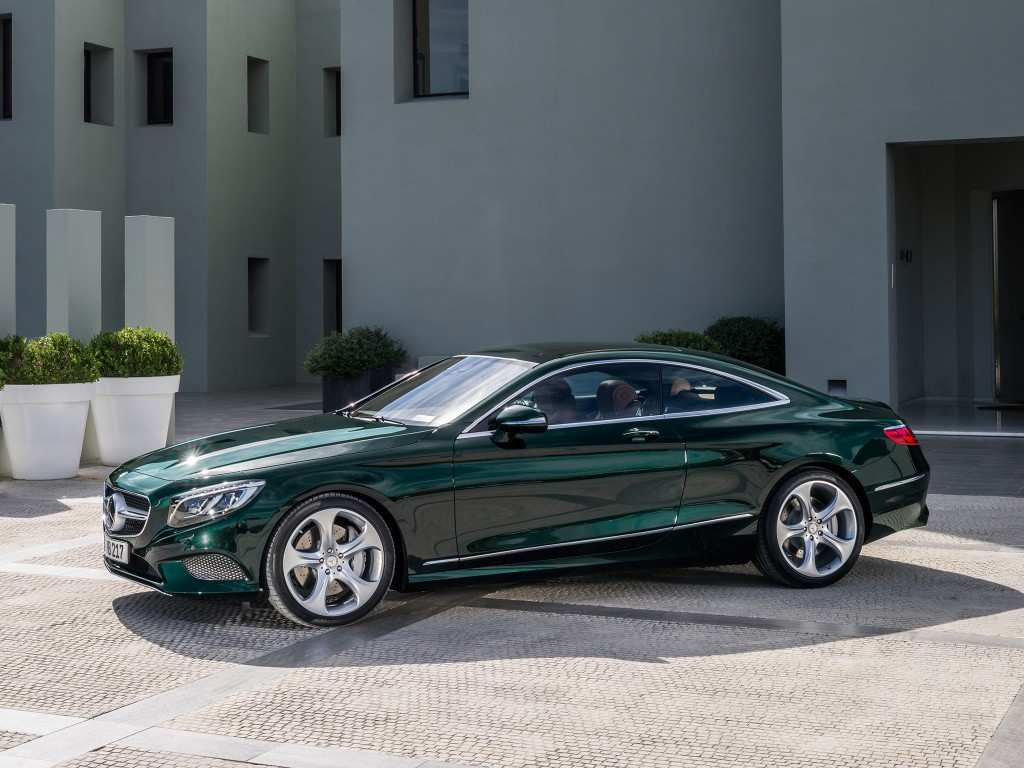 80 Concept of Mercedes S Class Coupe 2019 Redesign and Concept for Mercedes S Class Coupe 2019